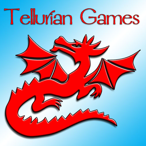 Tellurian Games Online Shop